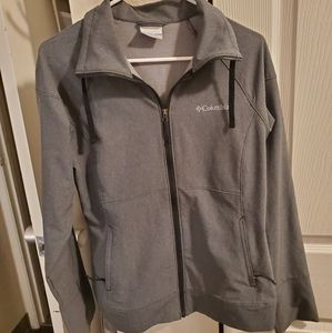 Columbia gray jacket